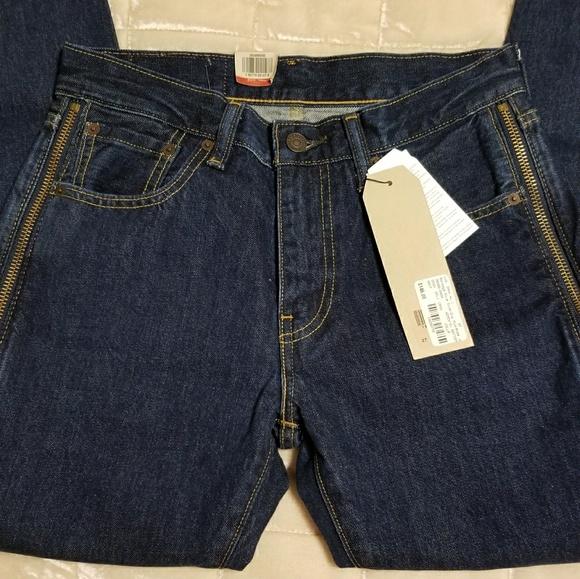 eb4f0c05 Levi's Jeans | Womens Levis 505c Cropped Size 27 | Poshmark